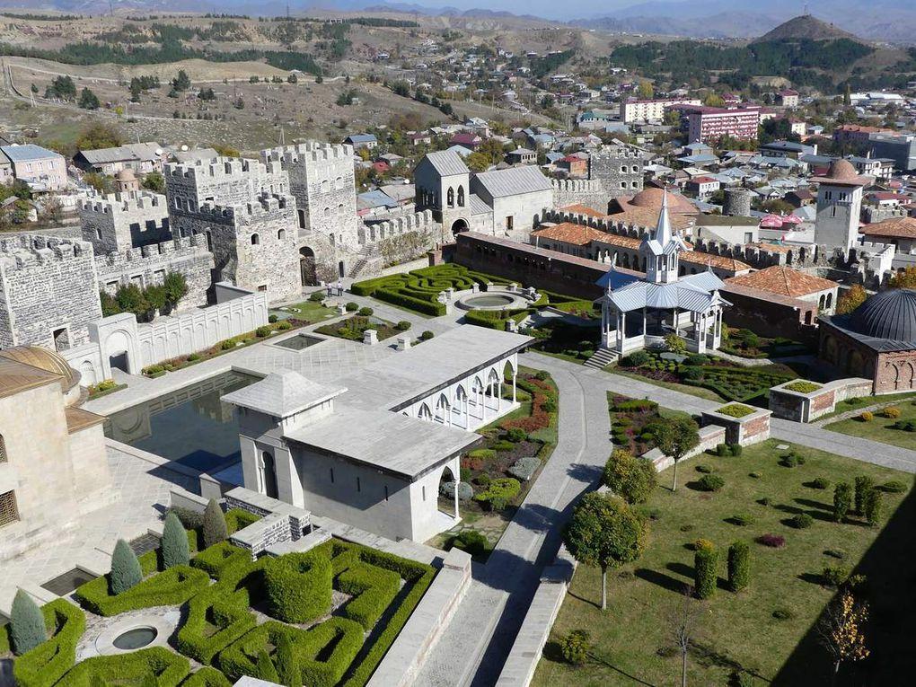 Géorgie et Arménie