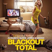 Blackout Total : Le walk of shame d'Elizabeth Banks