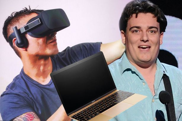 "Oculus Rift will support Macs when Apple ""makes a good enough computer"""