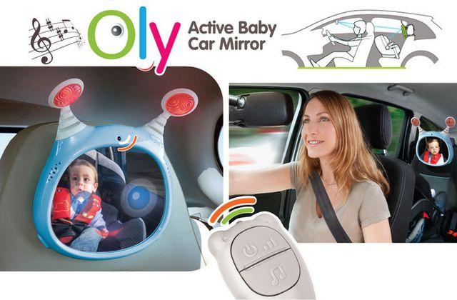 Miroir de voiture OLY de Benbat