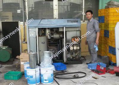 Bạn đã biết những bộ phận nào cần bảo dưỡng định kỳ ở máy nén khí?