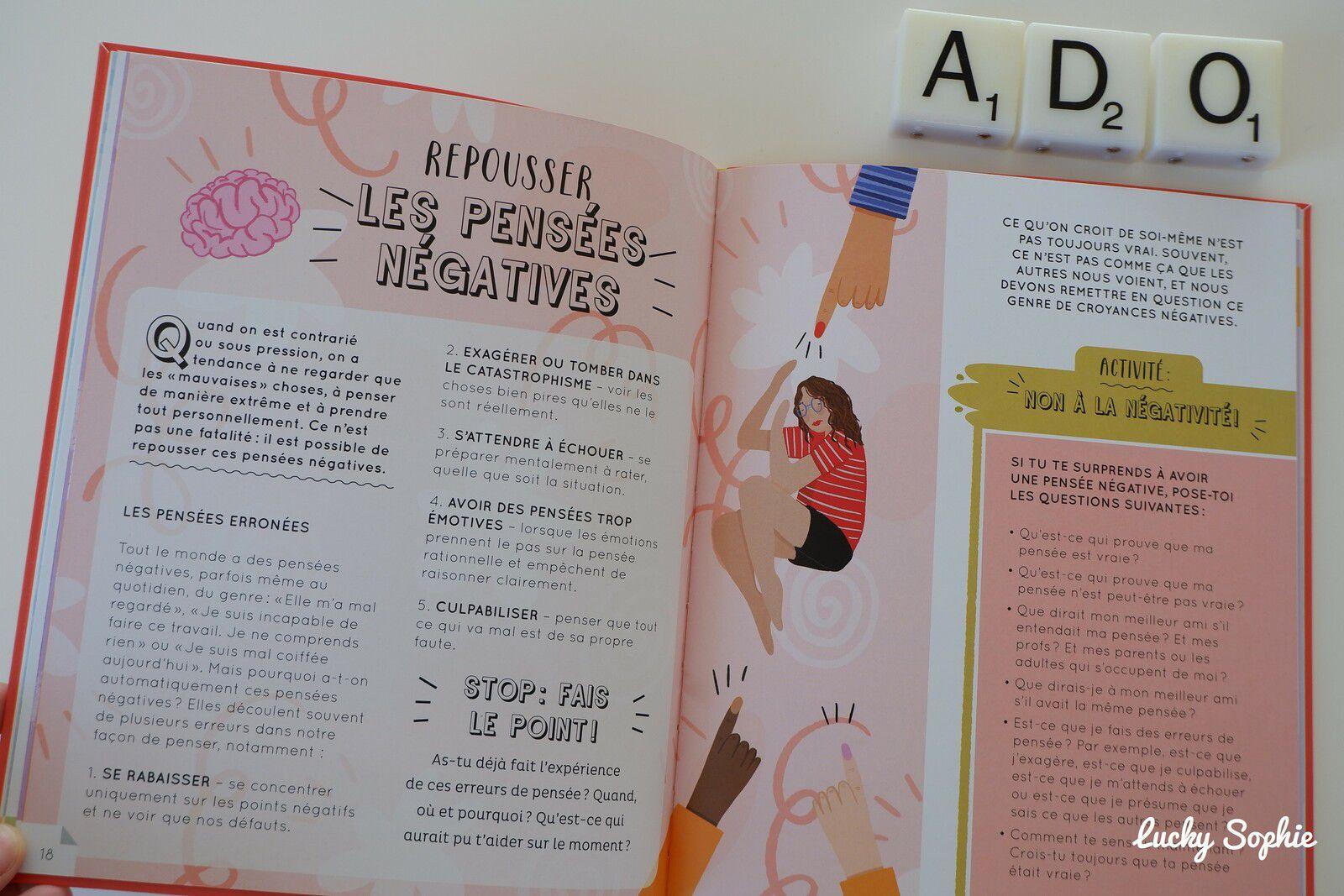 Des livres pour les ados et leurs parents !