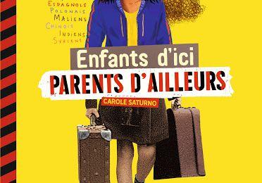 Rappel - Enfants d'ici, parents d'ailleurs, un webinaire avec Isam Idriss, jeudi 3 décembre à 20 heures