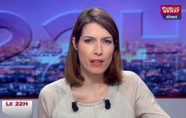 2012 12 10 - DELPHINE GIRARD - PUBLIC SENAT - LE 22H @22H00