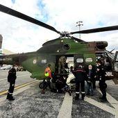 Les armées interviennent dans le département des Alpes-Maritimes, ravagé par le passage de la tempête Alex