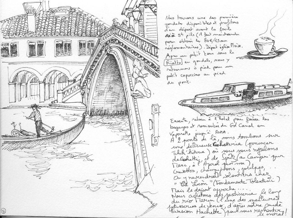 CARNET: Venise