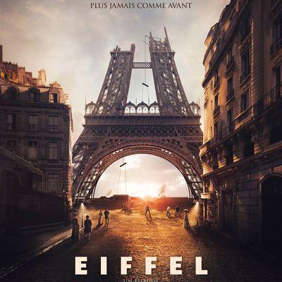 Eiffel de Martin Bourboulon avec Romain Duris, Emma Mackey, Pierre Deladonchamps, Andranic Manet, Armande Boulanger, Alexandre Steiger et Philippe Herisson.
