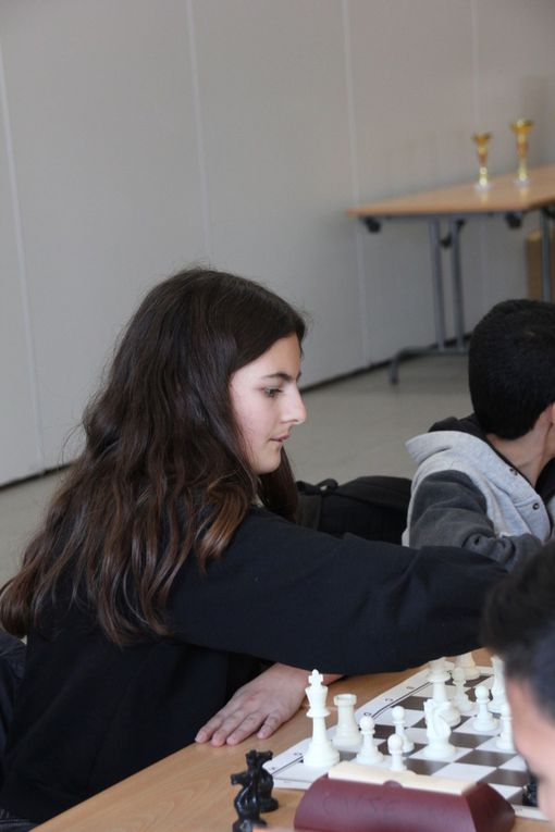 Diaporama : Championnat académique Provence 2018