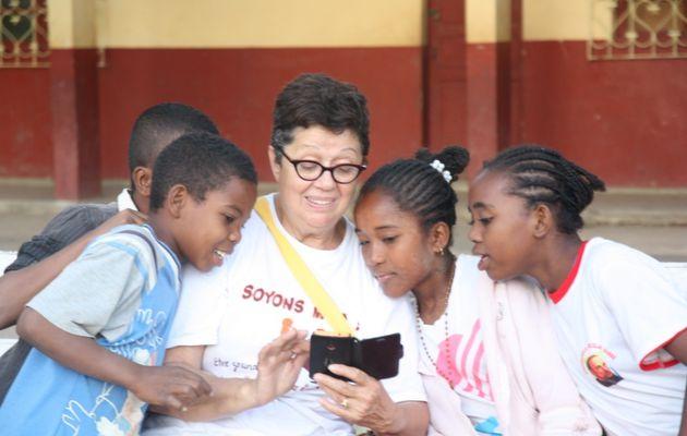 14. MISSION MAD 2016 : La semaine de missions à TULEAR : Les cours de français avec les élèves et session pédagogique avec les profs- 18/07/2016 au 25/07/2016