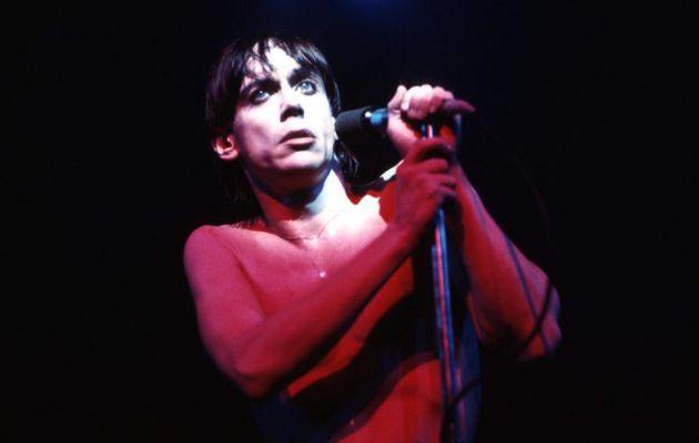Iggy Pop – Livin' On The Edge Of The Night