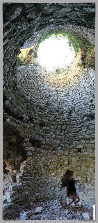 Diaporama tour du Villard - Chignin