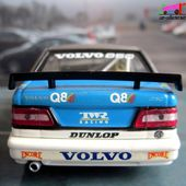 VOLVO 850 SALOON GRAND TOURING BTCC 1995 T.HARVEY 1/43 MINICHAMPS - car-collector.net