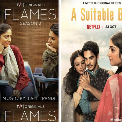 FLASH ALBUMS / OST REVIEWS ~ Feel in love with FLAMES (2018) & A Suitable Boy (2020) ! ❤