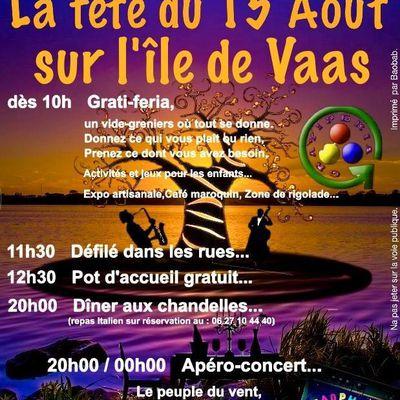 Baobab présente : La fête du 15 août à Vaas