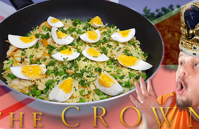 LE KEDGEREE DE MARGARET THATCHER DANS THE CROWN !
