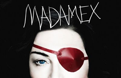 Madame X Cover Art by Aldo Diaz