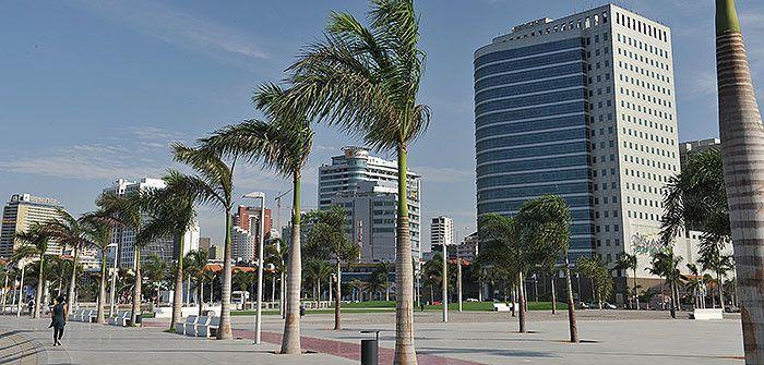 Imágenes de Luanda, la capital angoleña.- El Muni.