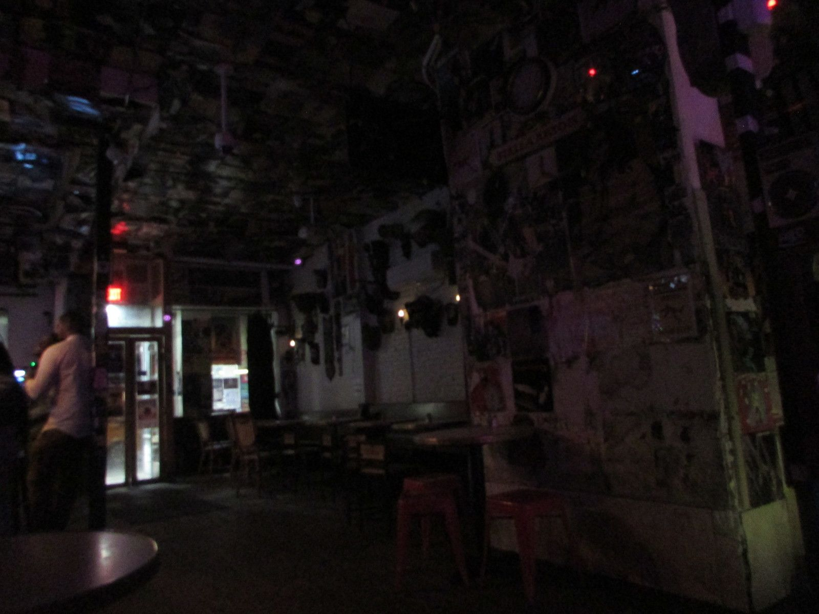 Le Shrine Live Music Venue dans Harlem.