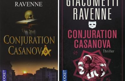 Conjuration Casanova, de Giacometti et Ravenne