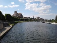 Auxerre et la fabrique de Pop corn GRAMM'S
