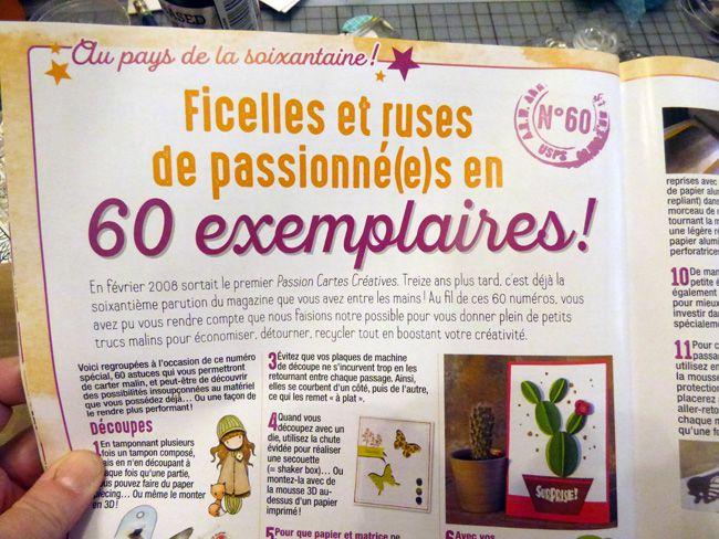 LA PASSION DES CARTES - 21/10/20
