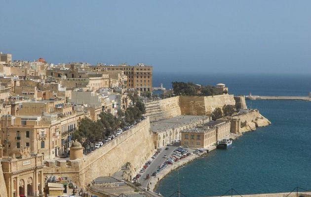 La Valletta, la capitale dell'isola di Malta… che spettacolo!