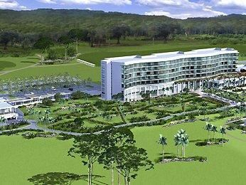 Imágenes de Sipopo, Guinea Ecuatorial.- El Muni.