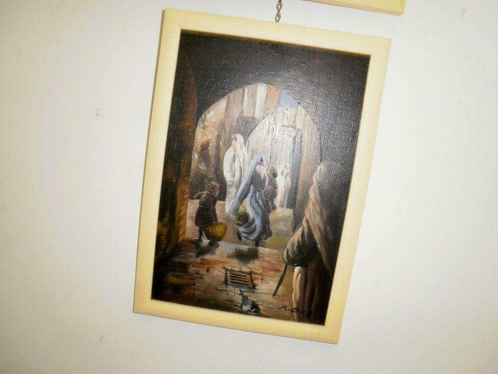 en avant première  les tableaux de  R. BASS  qui expose du 2 au 17 juin A Auribeau. Vernissage dimanche 3 juin à 11h30