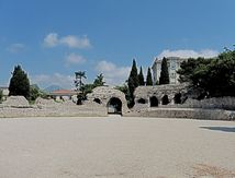 Musée d'archéologie de Cimiez, 20 siecles de promenade sur le territoire niçois