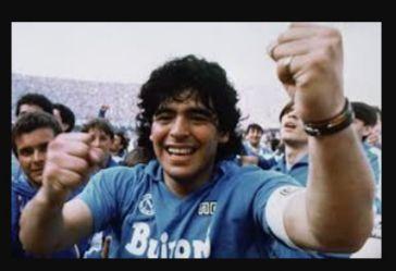 Diego Maradona la star du football est mort!