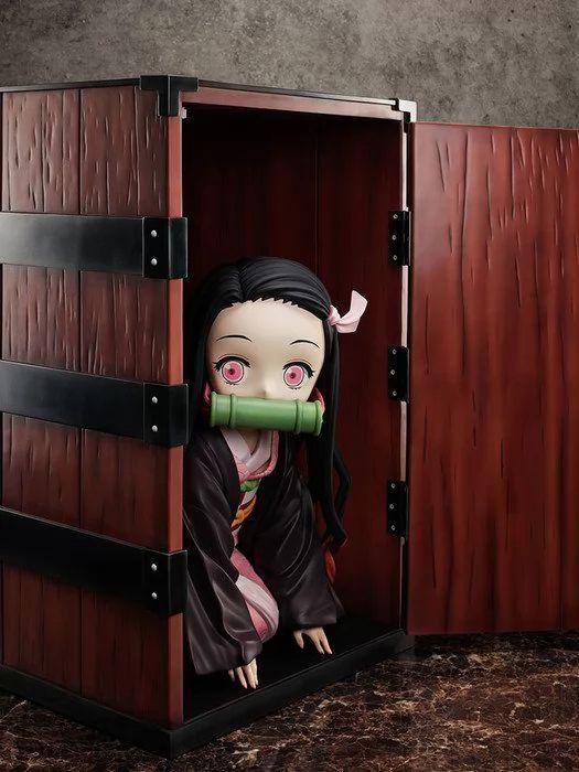 Une figurine de Nezuko de 44cm en précommande !