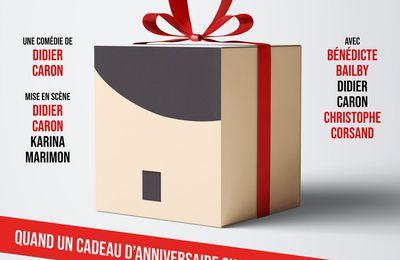 « Un Cadeau Particulier » au Théâtre Le Funambule Montmartre, nous y étions !