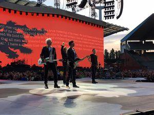 U2 -Stade Roi Baudouin -Bruxelles -Belgique 01/08/2017
