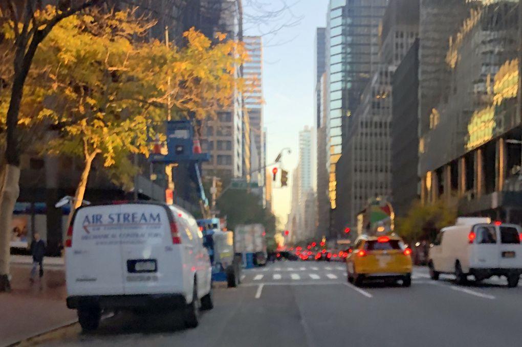 New York, New York - Nach dem Lauf