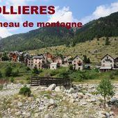 MOLLIERES Hameau au coeur du parc national du Mercantour dans les A.M. QUE NOTRE FRANCE EST BELLE