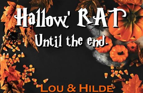 Hallow'RAT till the end avec Lou et Hilde (22 au 28 octobre 2018)