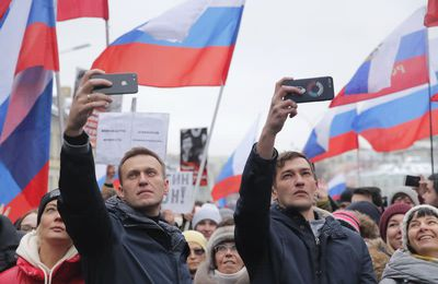 La famille et les proches d'Alexeï Navalny, nouvelles cibles de la justice russe