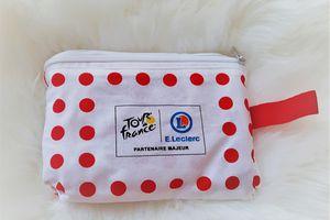 Sympa le Sac en coton bio E.Leclerc Tour de France !