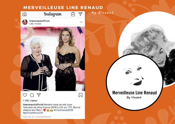 INSTAGRAME LINE: Miss France