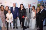 MONTE-CARLO HÔTEL HERMITAGE:SERATA DI GALA BENEFICA AMIS DU LIBAN & AMADE - Didier Deschamps, padrino dell'evento..