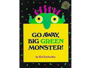 Go away big green monster ! CE1 CE2