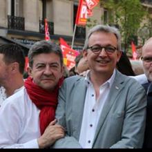 Mélenchon : fausse sortie. Front de gauche : vrai échec pour le PCF et le mouvement social !