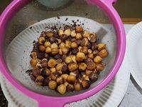 spécial fêtes de fin d'année  n°7 : Chocolat gianduja maison