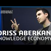 Idriss Aberkane - Knowledge-Based Economy & Biomimicry Conference - Dassault Systèmes Meet-Up