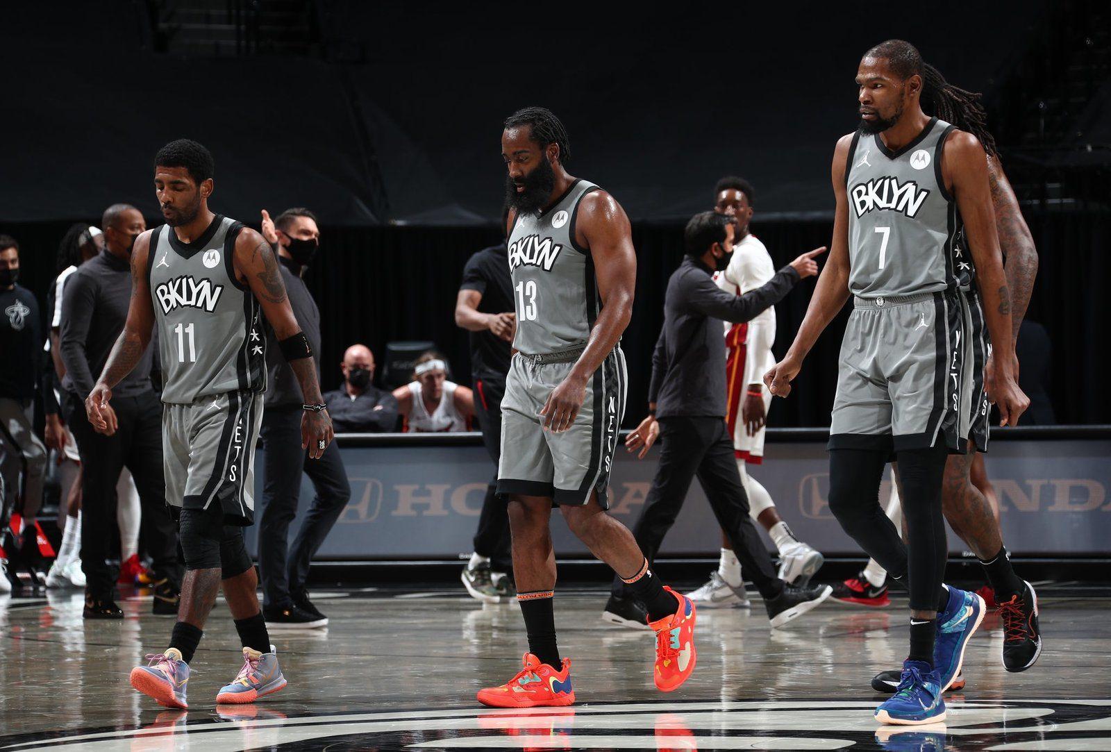 Le Heat craque face aux Nets de Brooklyn