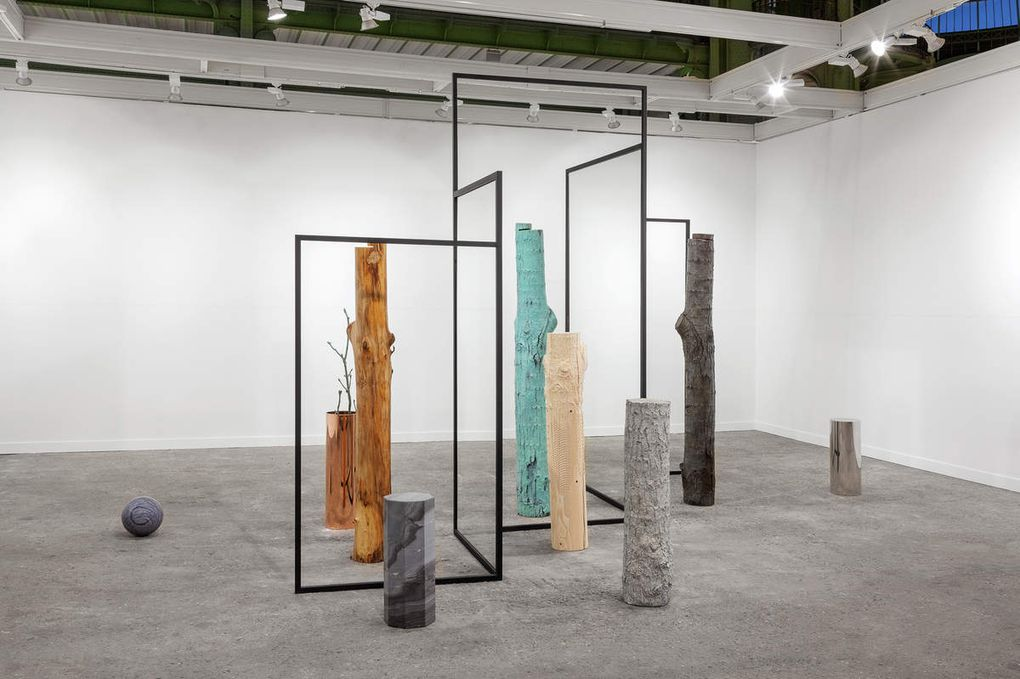 Nathalie Obadia, Sandy Brown, Boony Poon, Pace gallery, Document, Gagosian, Sadie Coles, 303 gallery, Truth & Consequences, Hauser&Wirth,LambdaLambdaLambda.