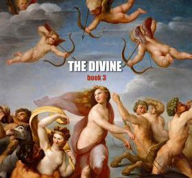 CHRONICLES OF THE TIME THIEF - The Divine