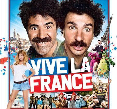 Critique Ciné : Vive la France, chauvinisme édulcoré