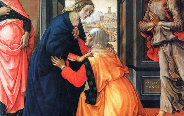 Mary Magdalene and the Magnificat