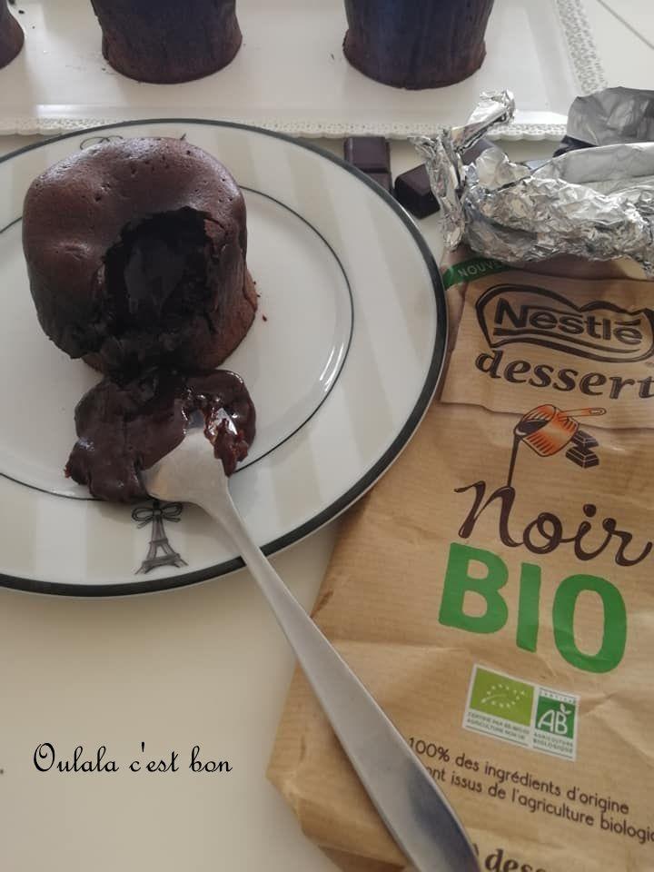 chocolat noir bio #nestlédessert